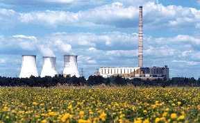 Arnshalde Polen Kraftwerk Jaworzno III