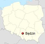 Bedzin Reiseführer Polen