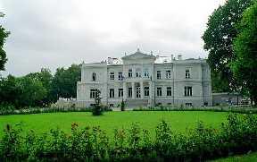 Allenstein Polen Lubomirski–Palais