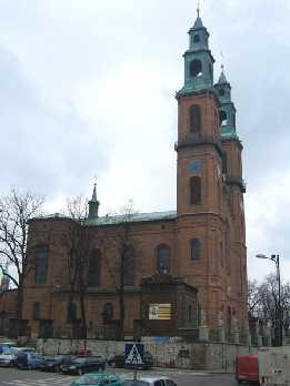 Deutsch Piekar Polen Die Wallfahrtsbasilika