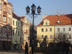 Gleiwitz Polen Altstadt