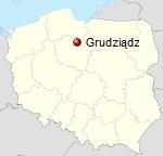Graudenz Reiseführer Polen