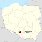 Hindenburg / Zabrze Reiseführer Polen