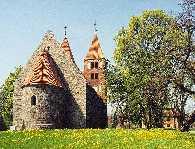 Inowrazlaw, Hohensalza / Inowroclaw Polen Die Marienkirche