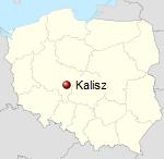 Kalisch / Kalisz Reiseführer Polen