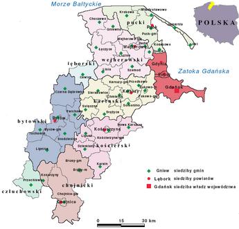 Kaschubei Reiseführer Polen
