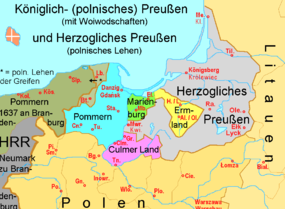 Lubava Reiseführer Polen