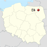 Lyck / Elk Reiseführer Polen
