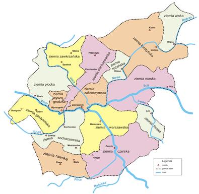 Masowien Reiseführer Polen