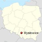 Myslowitz / Myslowice Reiseführer Polen