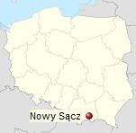 Neu Sandez / Nowy Sacz Reiseführer Polen