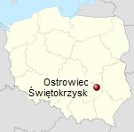 Ostrowiec Swietokrzyski Reiseführer Polen