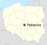 Pabianitz Reiseführer Polen