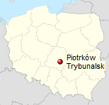 Petrikau / Piotrków Trybunalski Reiseführer Polen