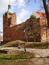 Plotzk, Schröttersburg / Plock Polen Płock – Schloss der masowischen Herzöge
