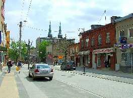 Pruszków Polen Stadtbild von Pruszków