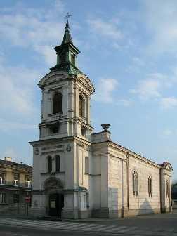 Radom Polen Evangelisch-Augsburgische Kirche in Radom