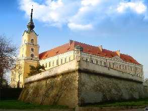 Reichshof / Rzeszów Polen Lubomirski-Schloss in Rzeszów