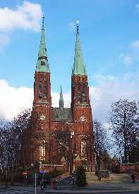 Rybnik Polen St-Antonius-Kirche