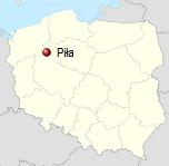 Schneidemühl / Pila Reiseführer Polen