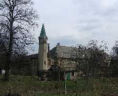 Siemianowice Slaskie Polen Ehem. Schloss der Henckel von Donnersmarcks