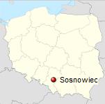 Sosnowitz / Sosnowiec Reiseführer Polen