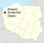 Stargard Szczecinski Reiseführer Polen