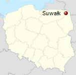 Suwalki Reiseführer Polen