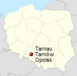 Tarnau / Tarnów Reiseführer Polen
