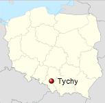 Tichau / Tychy Reiseführer Polen