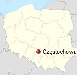 Tschenstochau / Czestochowa Reiseführer Polen