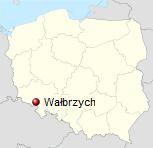Waldenburg / Walbrzych Reiseführer Polen
