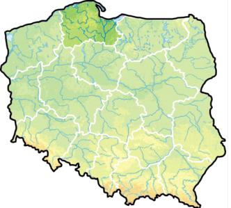 Woiwodschaft Pommern Reiseführer Polen