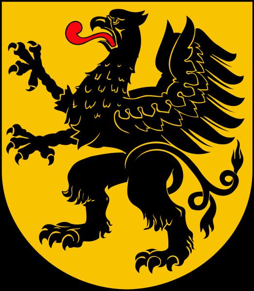 Woiwodschaft Pommern Polen Wappen