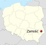 Zamosc Reiseführer Polen